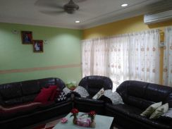 Raub Town House (Behind KWSP) Affordable Price