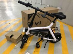 New Xiaomi HIMO v1 Pro High Power hybrid EVbicycle