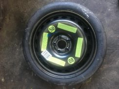 Audi a4/a5 spare tyre