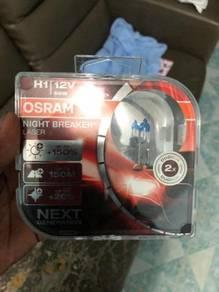 OSRAM Night Breaker Laser H1 12V