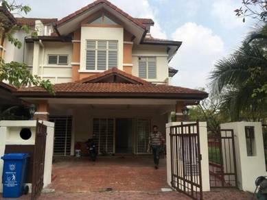 2-Storey Corner Home, Jalan Birai Bukit Jelutong Shah Alam
