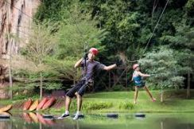 Lost world of tambun adventure park