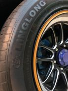4x4 255/55/18 used tyre