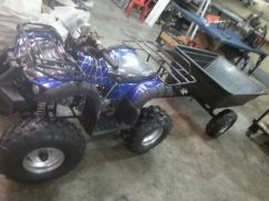 ATV moto. 125cc NEW motor (penang)