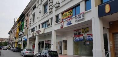 4 storey shop Taman Sea SS23