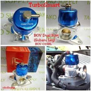 Turbosmart blow off bov dual port subaru wrx