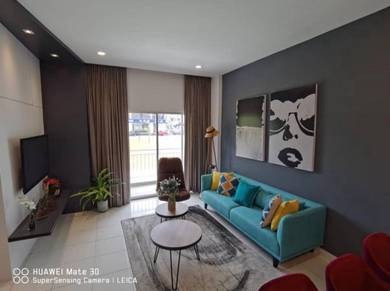 New Project Apartment Permas Jaya