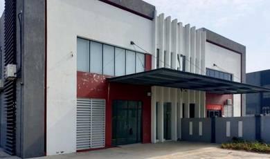Lekas 23 Industrial Park Semenyih, 1.5 Storey Semi-D Factory