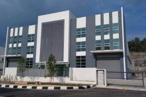 Taman Perindustrian SMD Kundang, Rawang - 3 Storey Semi-D Factory