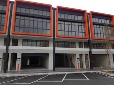 Kesas 32 Industrial Park Sekysen 32, 2 Storey Link Factory