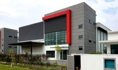 Taman Perindustrian Putra Puchong 1.5 Storey Detached Factory