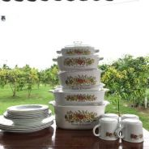 Vintage Corningware 1970s