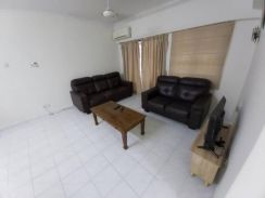 DESA KIARA CONDO ( 3RD FLOOR RENOVATED P/FURNISH) 2 ken damansara casa