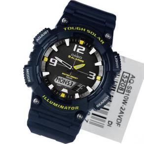 CASIO Solar Powered Sport Watch AQ-S810W-2AVDF