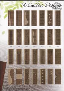 Series designer doors