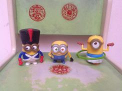 The Minions toys