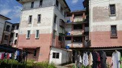 2nd floor Flat Apartment Samarindah Besar Kt Samarahan