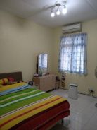 Near Seremban town, 2 sty terrace moved-in condition