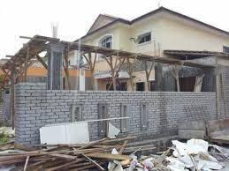 Perhidmatan ubahsuai rumah dan repair wangsa maju