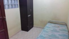 Room + Bath in Bungalow Larkin/ Tampoi Jb