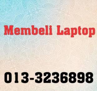 Membeli Laptop 2nd Terpakai Setiap Masa CASH