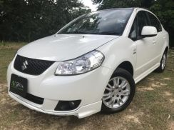 Used Suzuki SX4 for sale