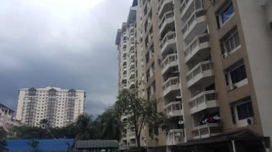 Petaling Indah Apartment, One Petaling