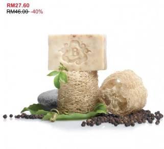 Lada Sarawak and Luffa Natural Handmade Body Bath