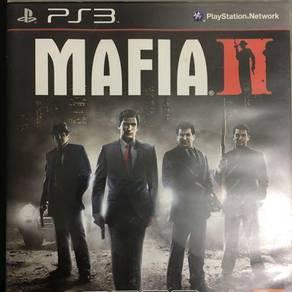 PS3 Game : Mafia 2