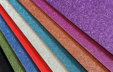 Glitter Cards 250gsm (10pcs)