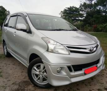 Used Toyota Avanza for sale