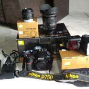 Nikon D750 , Lense , Speedlight