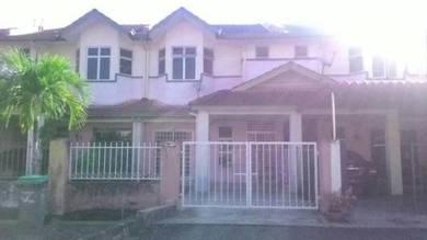 2 Sty Terrace at Bdr Laguna Merbok, Sg Petani. Bumi lot