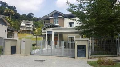 FOREST stay> KAYANGAN HEIGHT< shah alam u9 BUNGALOW HOUSE spk jelutong