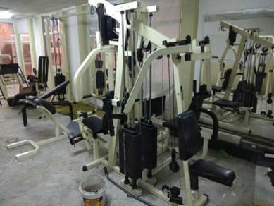 Peralatan Gym Untuk Dijual