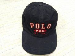 POLO RALPH LAUREN cap embroidered spell out made i