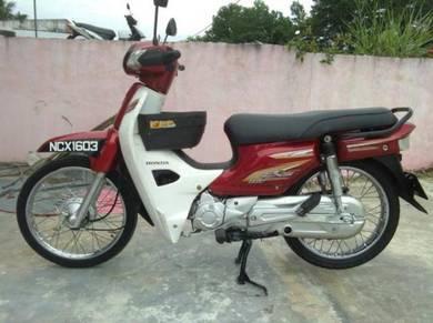 Honda EX5 Dream cantik muroh2