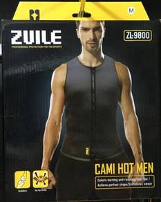 Male Burn Fat Hot Suit (shirt baju sauna