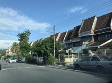 Cheras Taman Bukit Angsana, 2sty terrace 22x70 5r3b