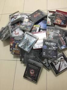 Cd games & ps3