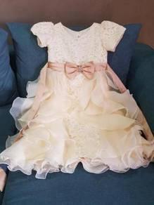 Princess Gown Light Yellow