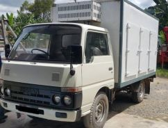 Nissan Cabstar Refrigerated LORRY