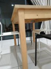 [Ikea] Simple dining table
