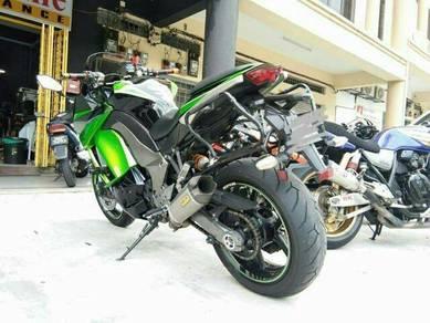 Kawasaki Z10007SX