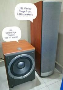 Jbl - harman/kardon home theater system