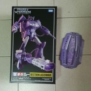 Takara Transformers masterpiece mp 29 LASERWAVE