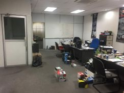Office equipments to clear stocks today