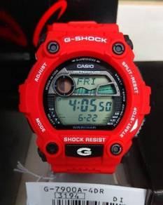 G-Shock G-7900A-4DR Mat Moto Original