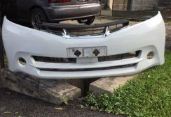 Toyota wish 2010 S spec bumper
