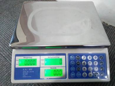 Digital weighing scale 30kg pricing